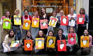 Doe Een Creatieve Workshop Als Uitje In Den Haag